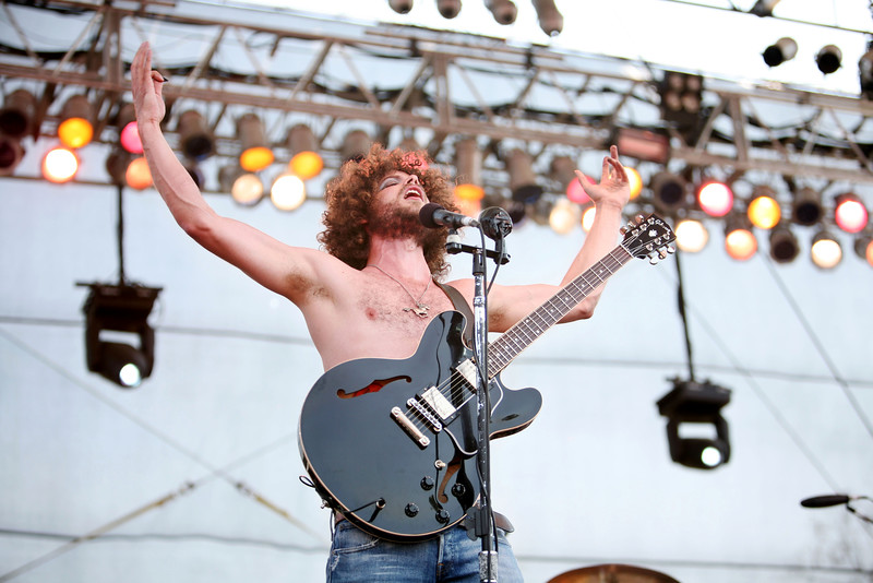 Andrew Stockdale - Wolfmother