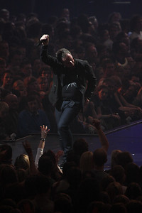 Simple minds, Jim Kerr, Night of the Proms, Antwerp