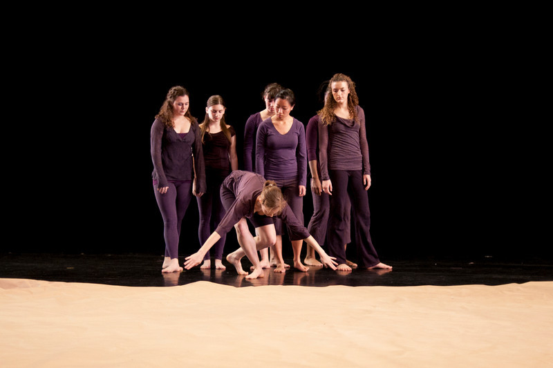 """""""A sheet of pictures"""" at Dance Theatre Workshop"""
