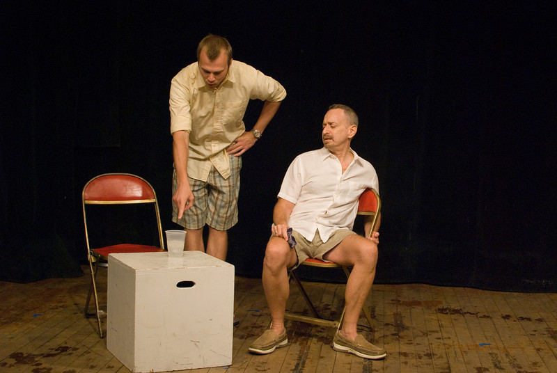 """A Glass of Water"" at F.A.C.T. Theatre"