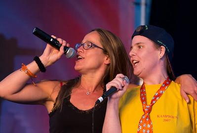 Summercast 2014, Casteren