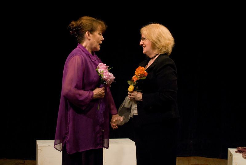 """""""Choreography of Cyn & Marta"""" at F.A.C.T. Theatre"""
