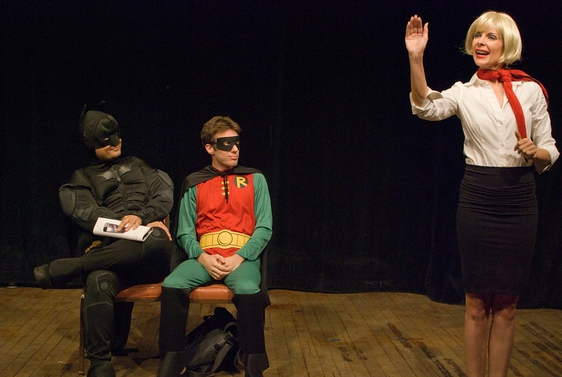 """Batperson & Robbie: Cute Meat"" at F.A.C.T. Theatre"