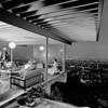 Julius Shulman (1910–2009)<br /> Case Study House #22, Los Angeles, CA (Pierre Koenig), 1960<br /> gelatin silver print<br /> 24 x 20 in. (60.9 x 50.8 cm)<br /> 2008.108<br /> purchased as the gift of Stephen C. Sherrill (PA 1971), Addison Gallery of American Art, Phillips Academy, Andover, MA