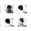 © Lorna Simpson (b. 1960)<br /> 1957-2009 Interior, 2009<br /> gelatin silver prints<br /> overall dimensions variable<br /> Harvard Art Museums/Fogg Museum, Margaret Fisher Fund, 2010.1<br /> Photo: Imaging Department © President and Fellows of Harvard College