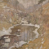 "John Henry Twachtman (1853 –1902), Hemlock Pool, c. 1900, oil on canvas, 29 7/8 x 24 7/8 in. (75.88 x 63.18 cm), gift of anonymous donor, 1928.34<br /> From ""Eye on the Collection"""