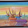 Sailing. Lure Iriz. 2012. Oil on canvas.