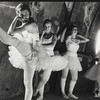 Lucien Aigner, Ballet practice at the Grand Opera, Paris, 1934. Gelatin silver print, 9 7/16 × 13 9/16 in. (24 × 34.5 cm)