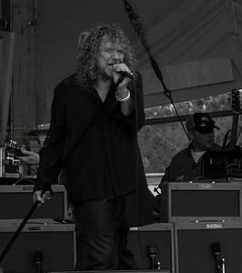 Robert Plant Jazz Fest NOLA