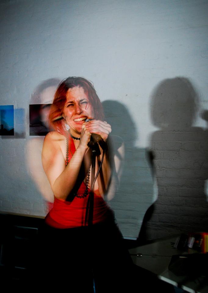 Emilie Riotmilou, March 09