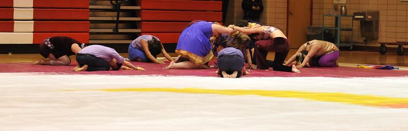 Utah Color Guard Circuit Championships 2012