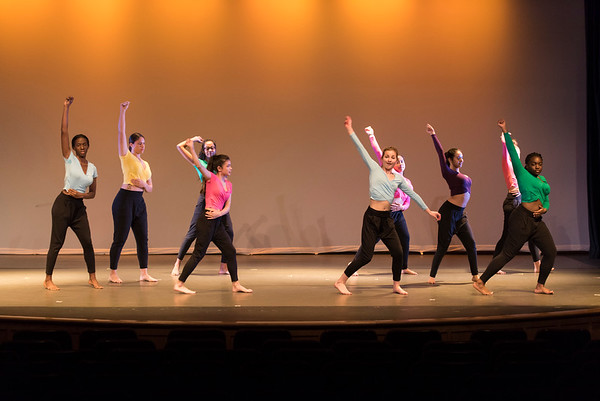 Performing Arts Showcase 2018
