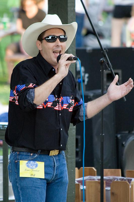 Columbia County Idol | Mike MacDonald