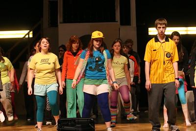 2009-2010 Musical -Evita