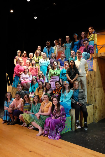2016-2017 Musical-Once on this Island