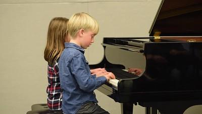 2017 Piano Recital - Owen & Joely