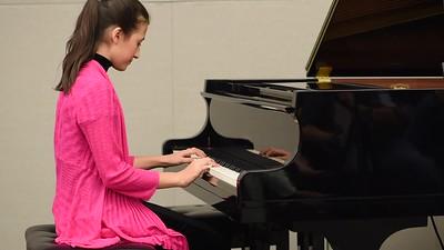 2017 Piano Recital - Gaastra