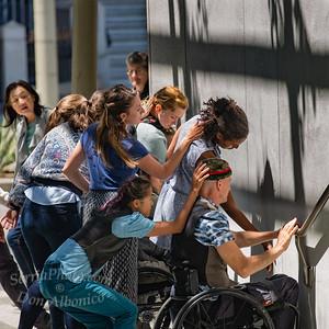 Axis Dance Company w/  Occupy @ Yerba Buena Center