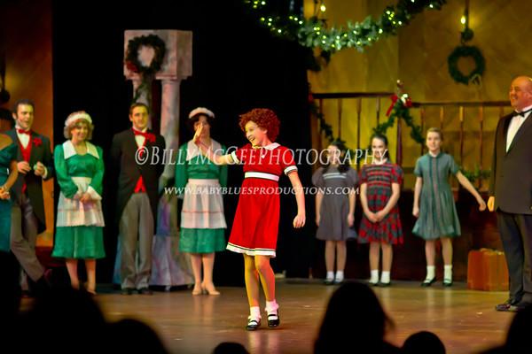 Toby's Baltimore Musical Annie - 30 Dec 2011