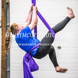 Youth Aerial Arts - 6 Mar 2017