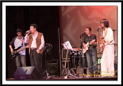 Burmese concert 2006
