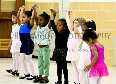 Ballet Class - 13 May 09
