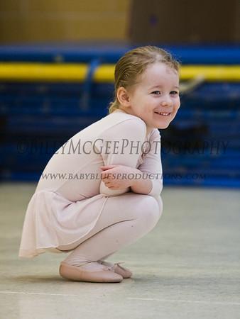 Ballet Class - 14 Mar 09