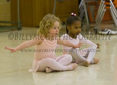 Ballet Class - 22 Oct 08