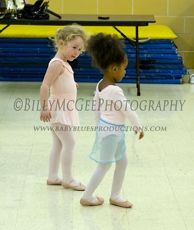 Ballet Class - 01 Oct 2008