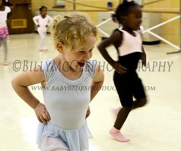 Ballet Class - 24 Sep 2008