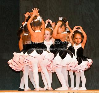 Dance Recital - 13 Jun 09