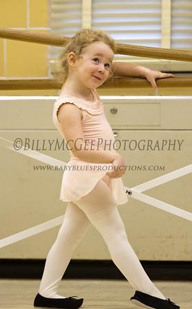 1st Ballet Class - 17 Sep 2008