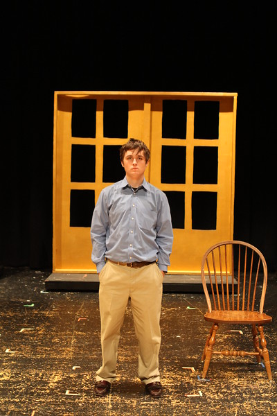 2013-2014 Fall Play-The Matchmaker