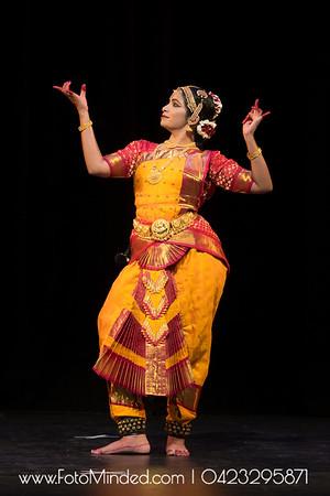 Sanjana Chandawarkar's Bharathanatya Arangetram