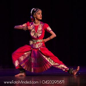 Vishaaka Solo Dance Recital