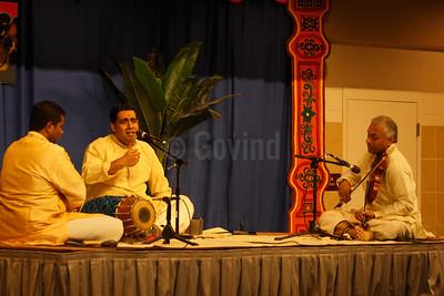2016 Utah ICC Tyagaraja Aradhana Concert