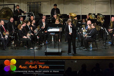 2016 Spring concert of The Brass Band of Central Illinois