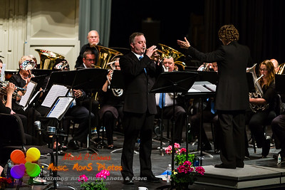 2018 Spring concert of The Brass Band of Central Illinois
