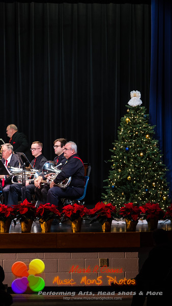 Brass Band Christmas Concert 2017 Hosted by The Brass Band of Central Illinois