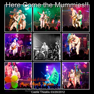 Here Come the Mummies - Bloomington 3/10/2012