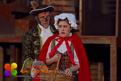 """""""Into the Woods"""" performance photos"""