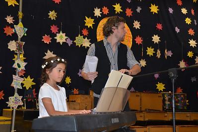 Kindergarten-Grade 2 Holiday Concert