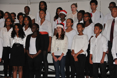 MS&HS Holiday Concert 2012.12.17