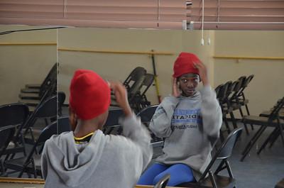 Middle School Drama Performance at ICS
