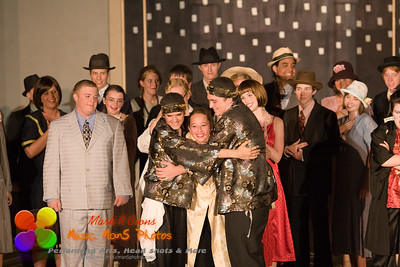 Thoroughly Modern Millie - close up performance photos