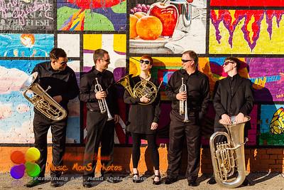 Twin Cities Brass Quintet 2016