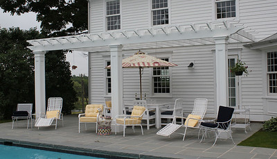 177 - 385405 - Roxbury CT - Custom Pool Pergola