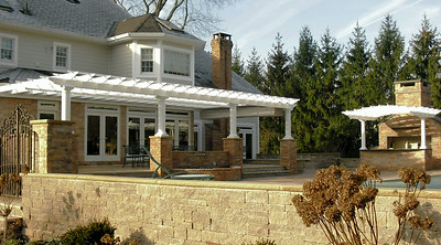 888 - 374113 - Norwood NJ - Complimentary Pergolas