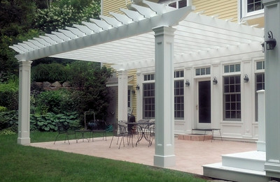 473932 - Lexington MA - Pergola