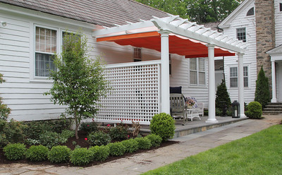 177 - 428650 - Redding CT - Pergola with Canopy